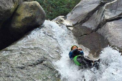 Canyoning Corse : une journée en plein air