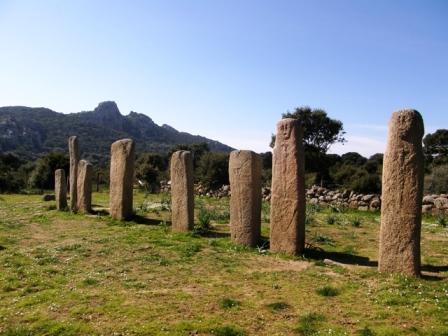 Corse : Les sites archéologiques de Cauria