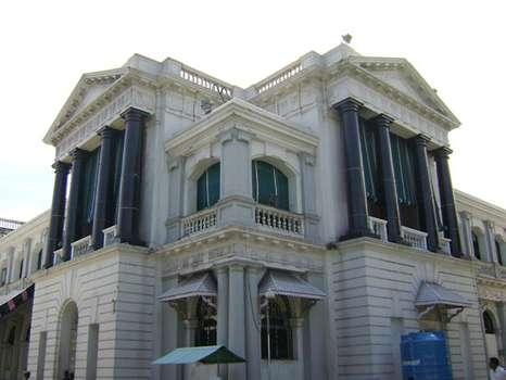 Madras : Fort St George