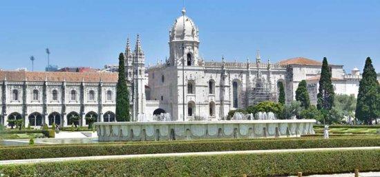 Lisbonne : Le Mosteiro Dos Jerónimos