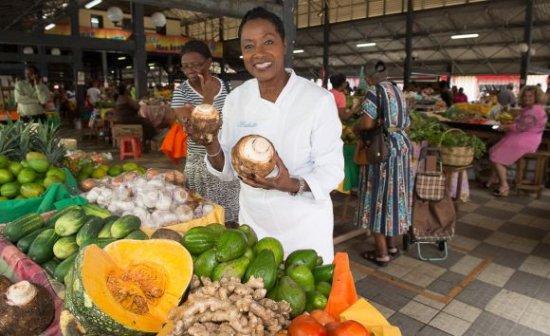 Délicieuse gastronomie en Guadeloupe