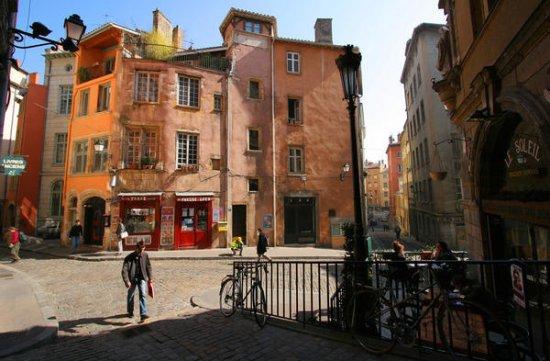 Lyon : La primatiale Saint Jean