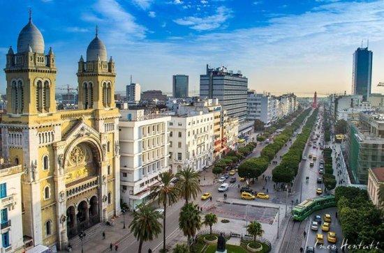 Séjour à Tunis
