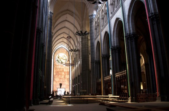 Lille : Notre Dame de la Treille