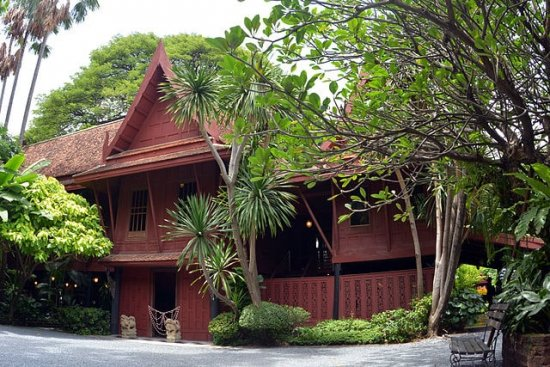 Bangkok : Maison de Jim Thompson