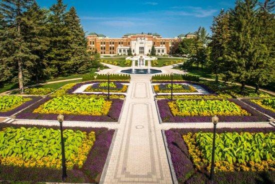 Montréal : Le jardin botanique