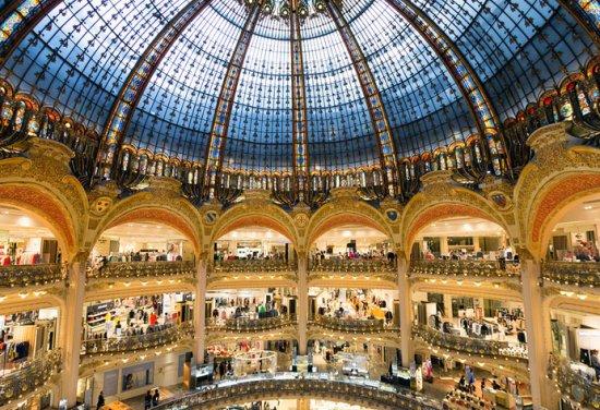 Les Grands Magasins parisiens