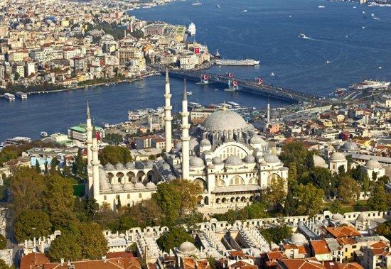 Istanbul : Corne d'Or
