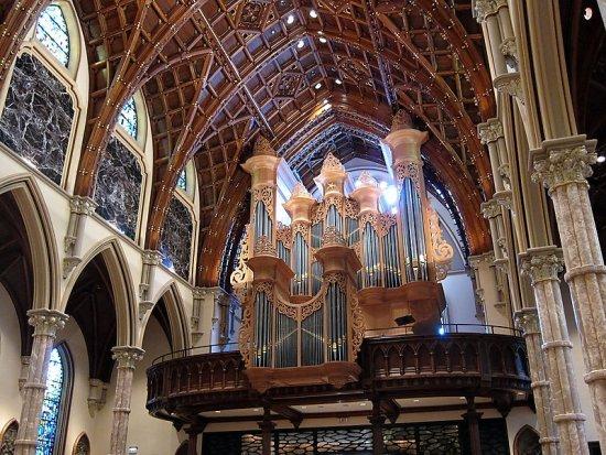 Chicago : Cathédrale du Saint-nom
